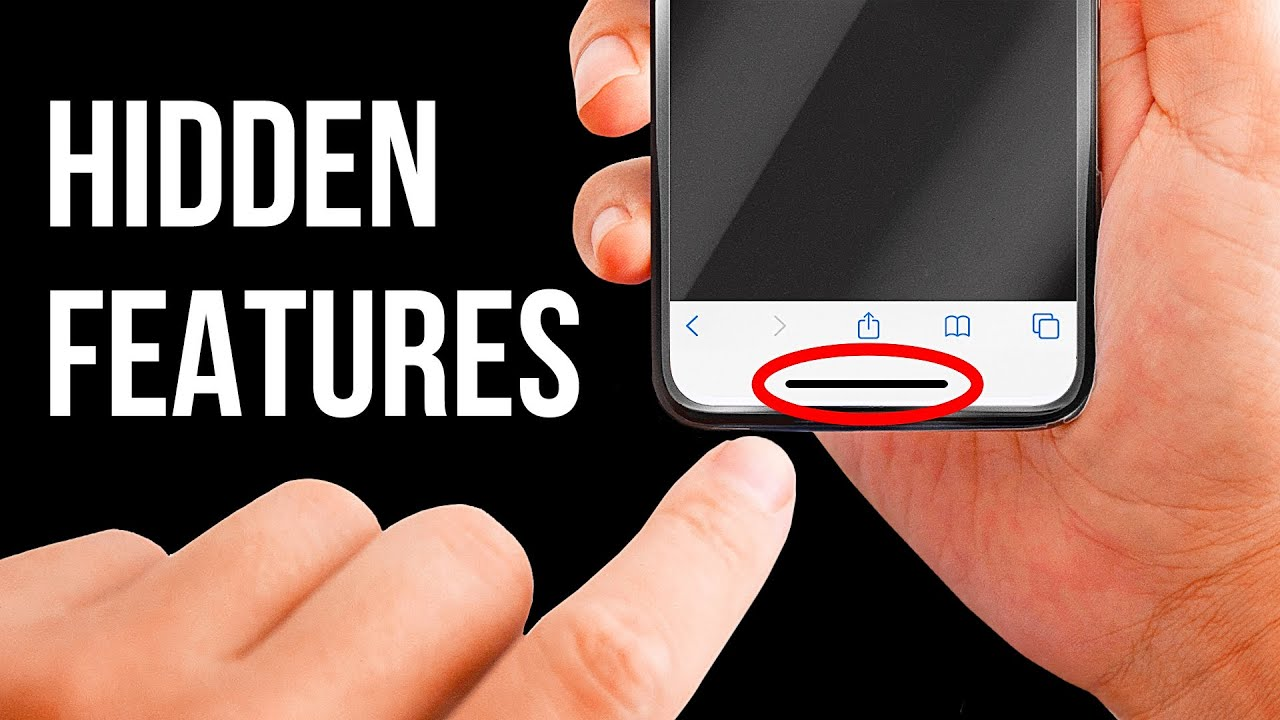 20+ Hidden Features Your iPhone Had This Whole Time
