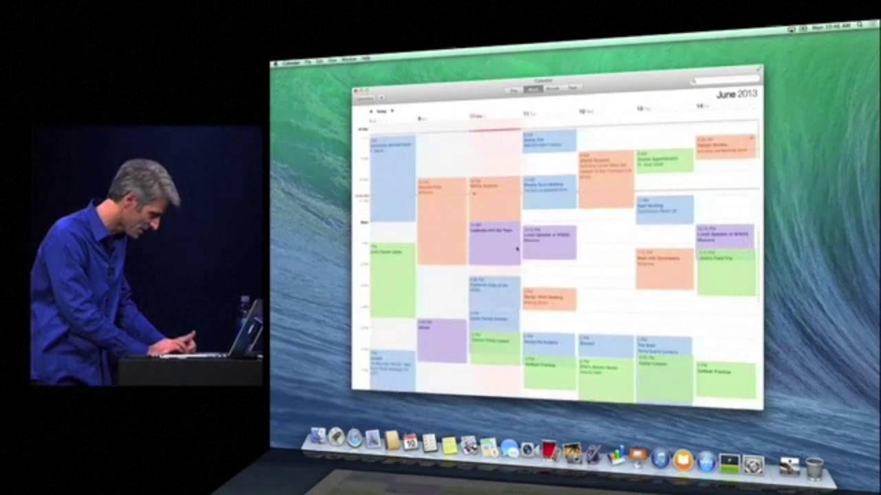 Fun with Craig Federighi (WWDC Compilation)