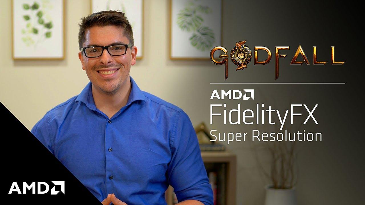AMD FidelityFX Super Resolution Partner Showcase Ep. 1: Counterplay Games