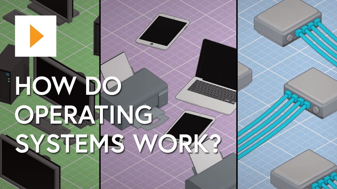 How Do Operating Systems Work?
