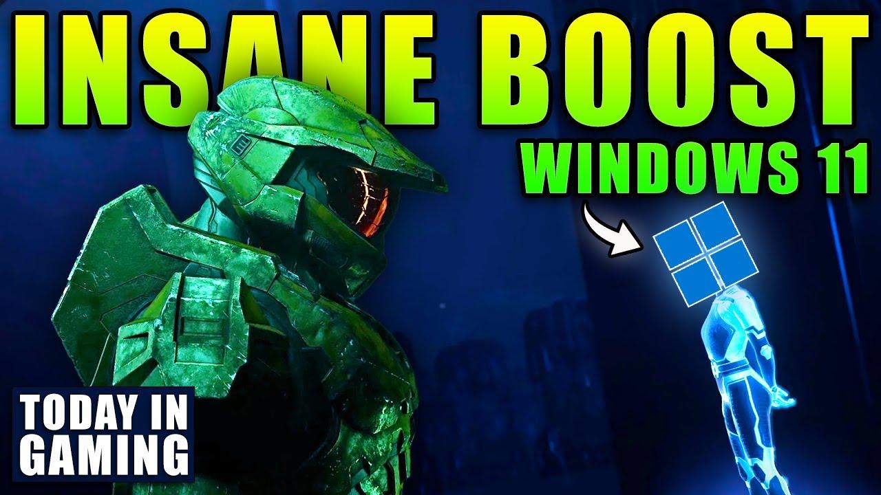 Windows 11 INSANE Gaming Performance Boost - Apex Brings Back Skulltown! - Today In Gaming