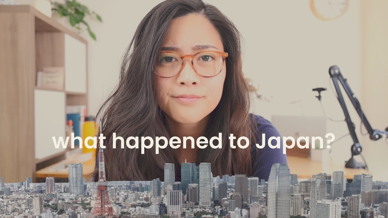 Why Japan fell behind in the tech industry