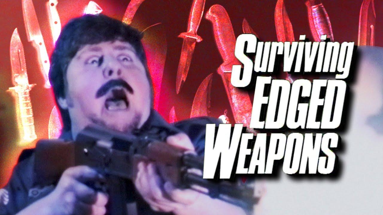 Surviving Edged Weapons - JonTron