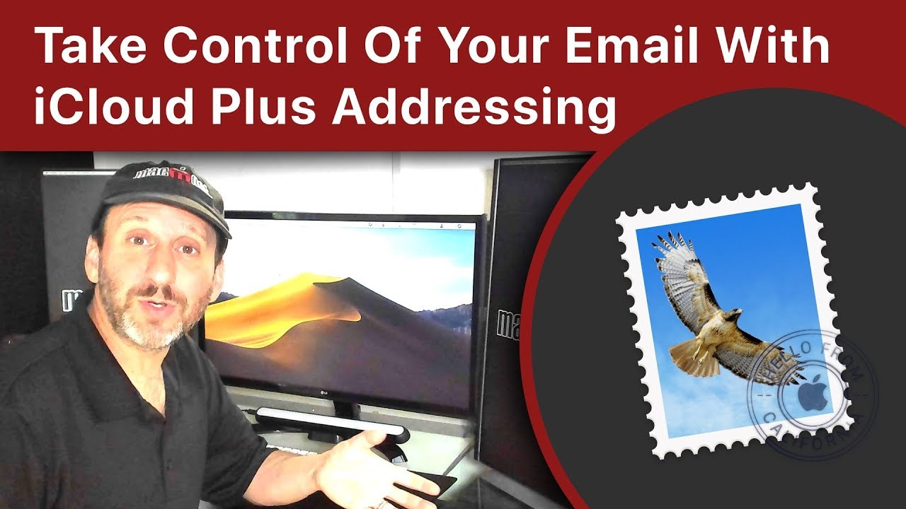 Take Control Of Your Email With iCloud Plus Addressing