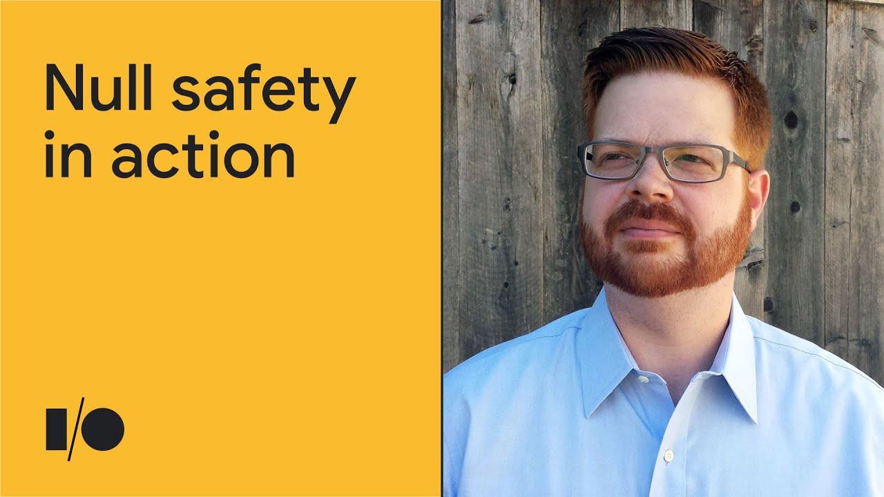 Dart null safety in Action | Workshop