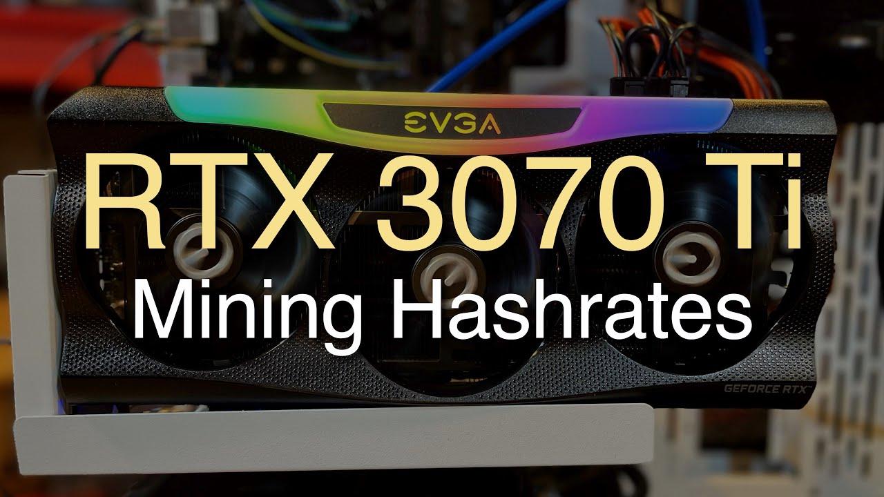 RTX 3070 Ti Hashrates & Profitability
