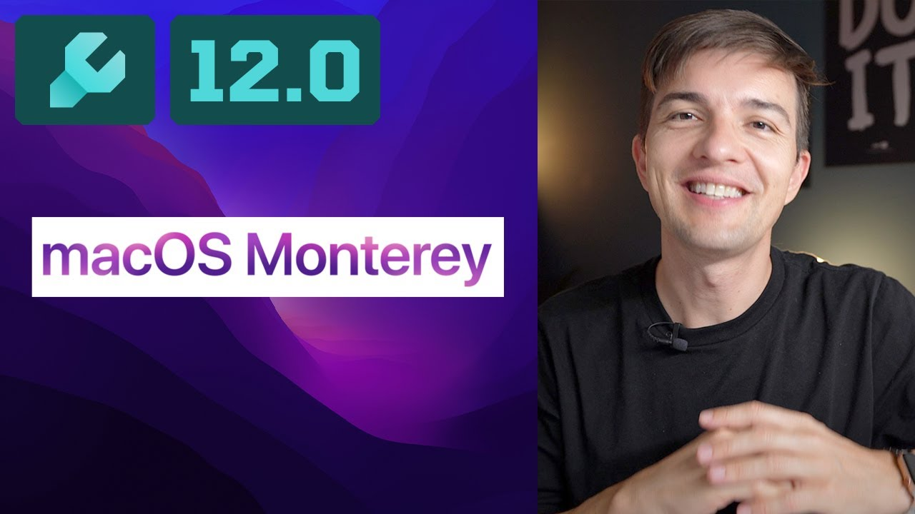 macOS Monterey - neue Features ausprobiert!