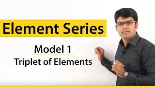 Element Series | Reasoning Ability | TalentSprint Aptitude Prep | IBPS | SBI | SSC CGL | SSC CHSL | Railways | Insurance Exams |Competitive Exams 2020