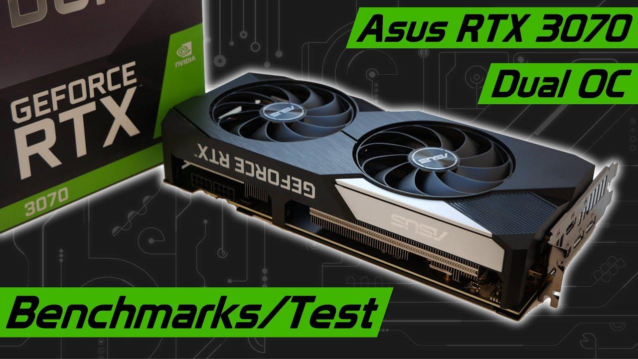 Lohnt sich eine RTX 3070 überhaupt? Asus RTX 3070 Dual OC Review/Test