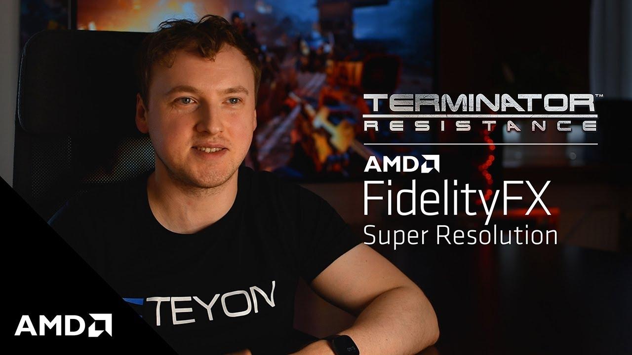 AMD FidelityFX Super Resolution Partner Showcase Ep. 5: Teyon