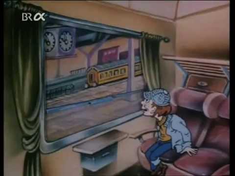 Playtime - Englisch für Kinder 08. A train ride