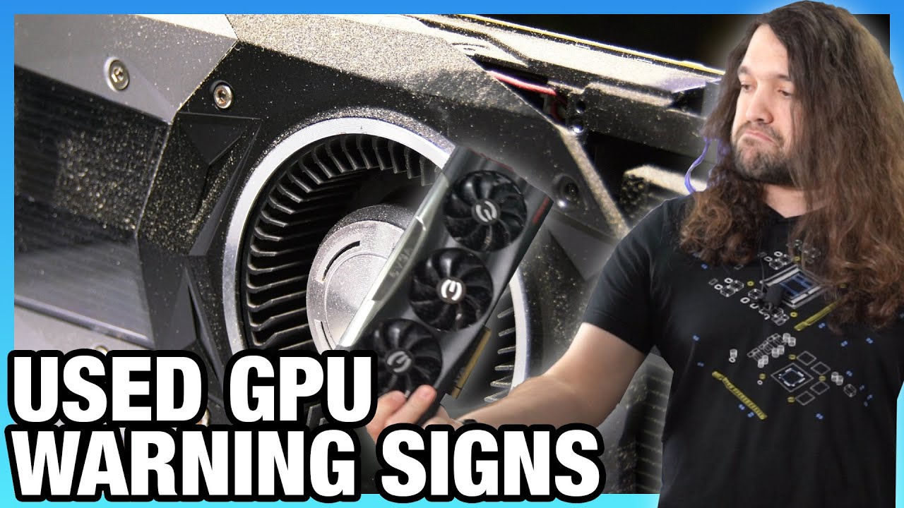 Warning Signs When Buying Used GPUs: How to Detect Defective Video Cards