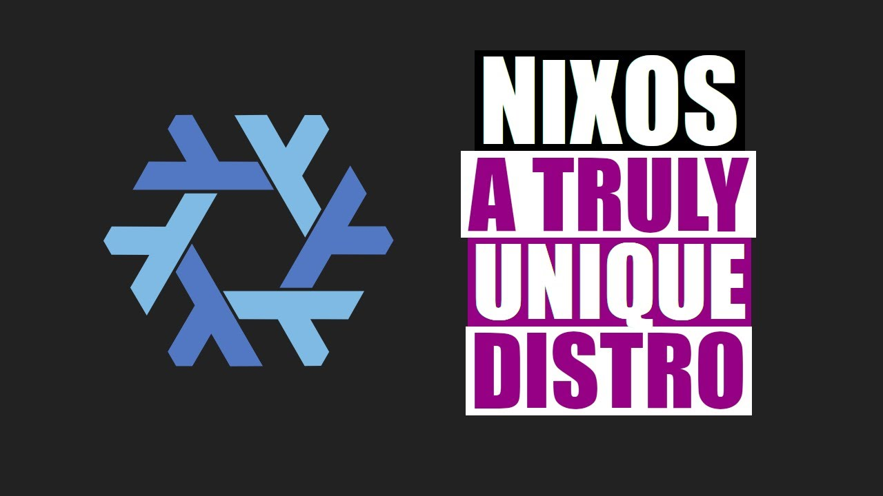 NixOS Is A Fascinating Linux Distribution