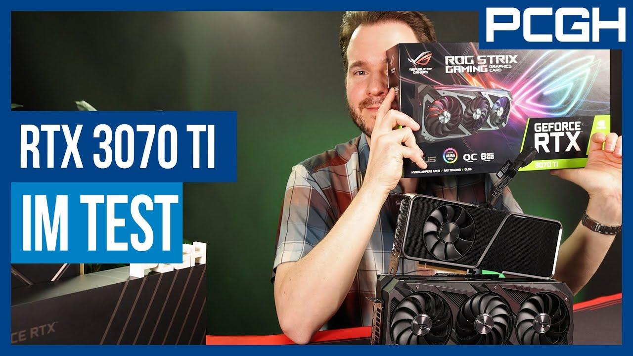 Nvidia RTX 3070 Ti im Test | Alternative zur Radeon 6800 oder zu wenig Speicher?