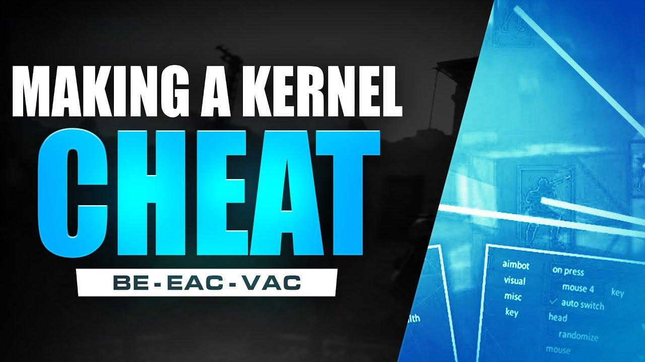 Making A Kernel Cheat - Part 1/3 - KM/UM Communication Via Function Hooking