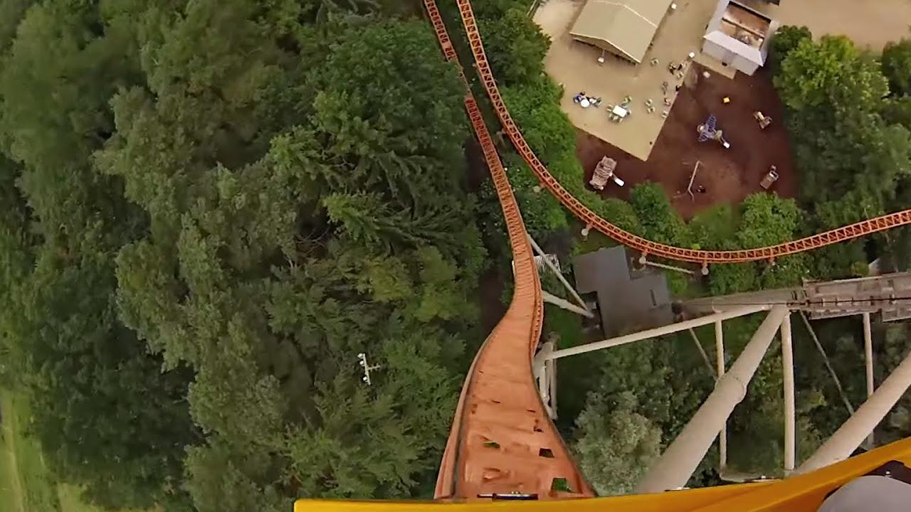 Expedition GeForce (Onride) Video Holiday Park Haßloch 2016