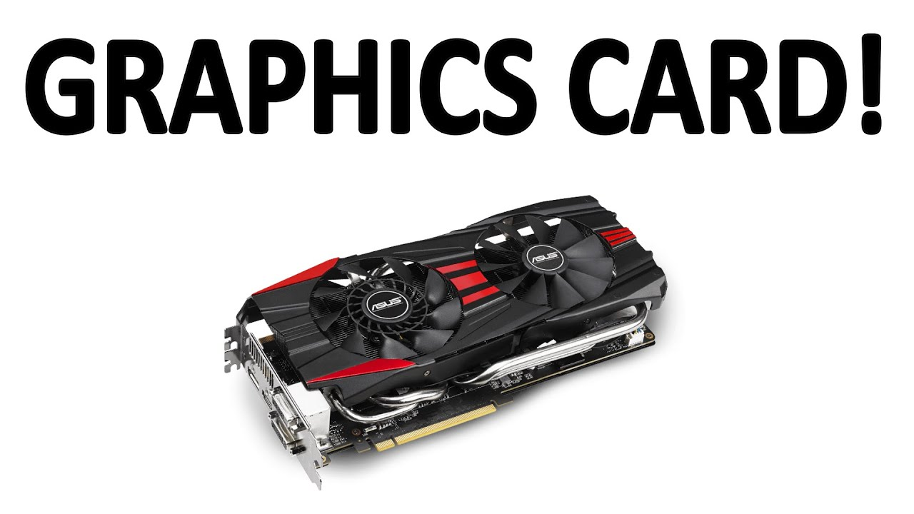 How does a graphics card work? GPUs and Graphics cards explained.