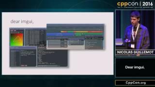 CppCon 2016 Lightning Talks