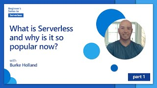 Beginner's Series to: Serverless