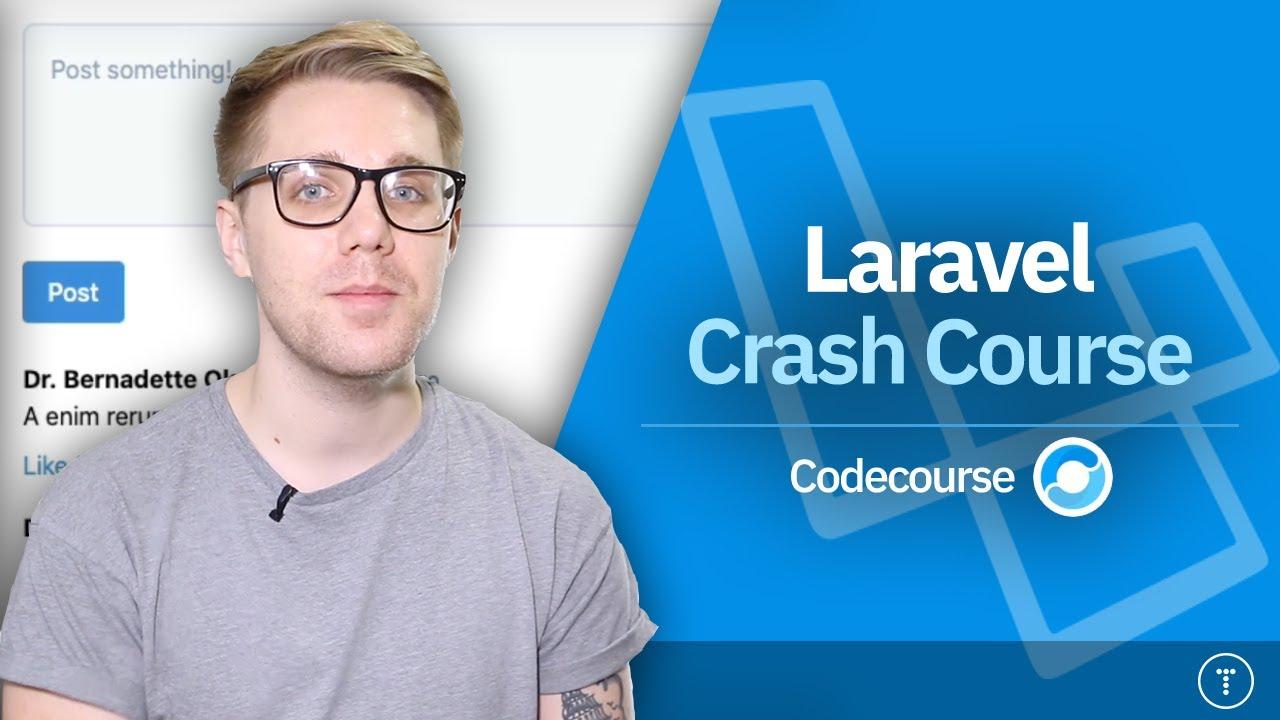 Laravel Crash Course 2020
