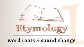 Intro to Etymology