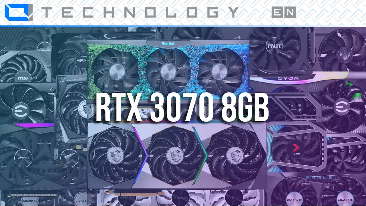 Which RTX 3070 to BUY and AVOID! 38 cards compared! Ft. Asus, MSI, EVGA, Gigabyte, Palit, PNY, etc.