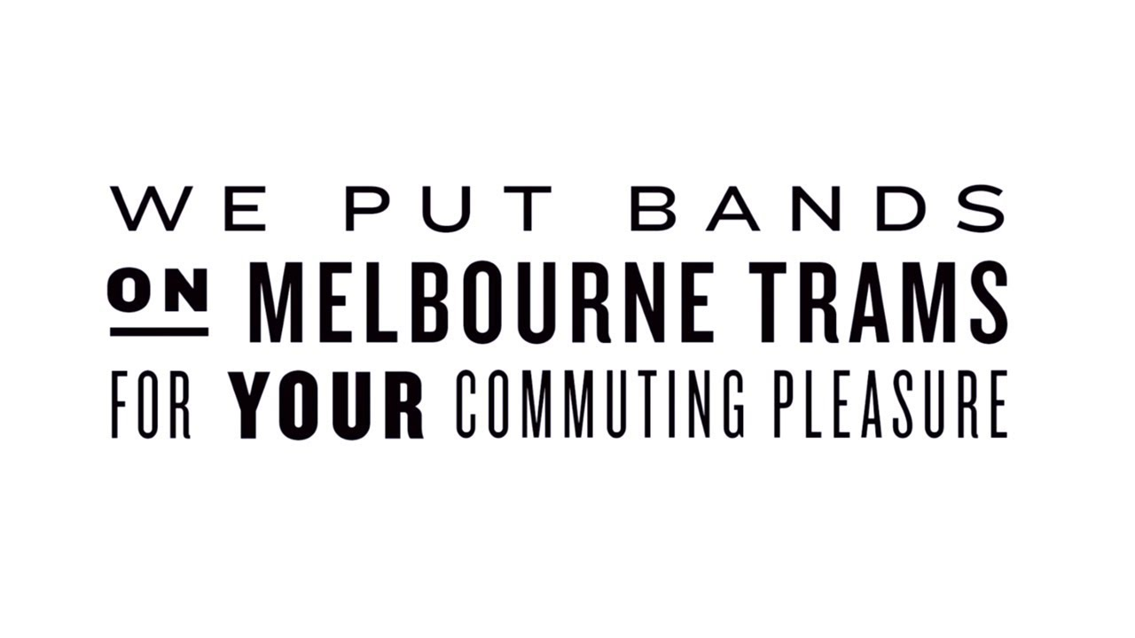 Tram Sessions takes the joy of live music to Melbourne trams (Channel trailer)