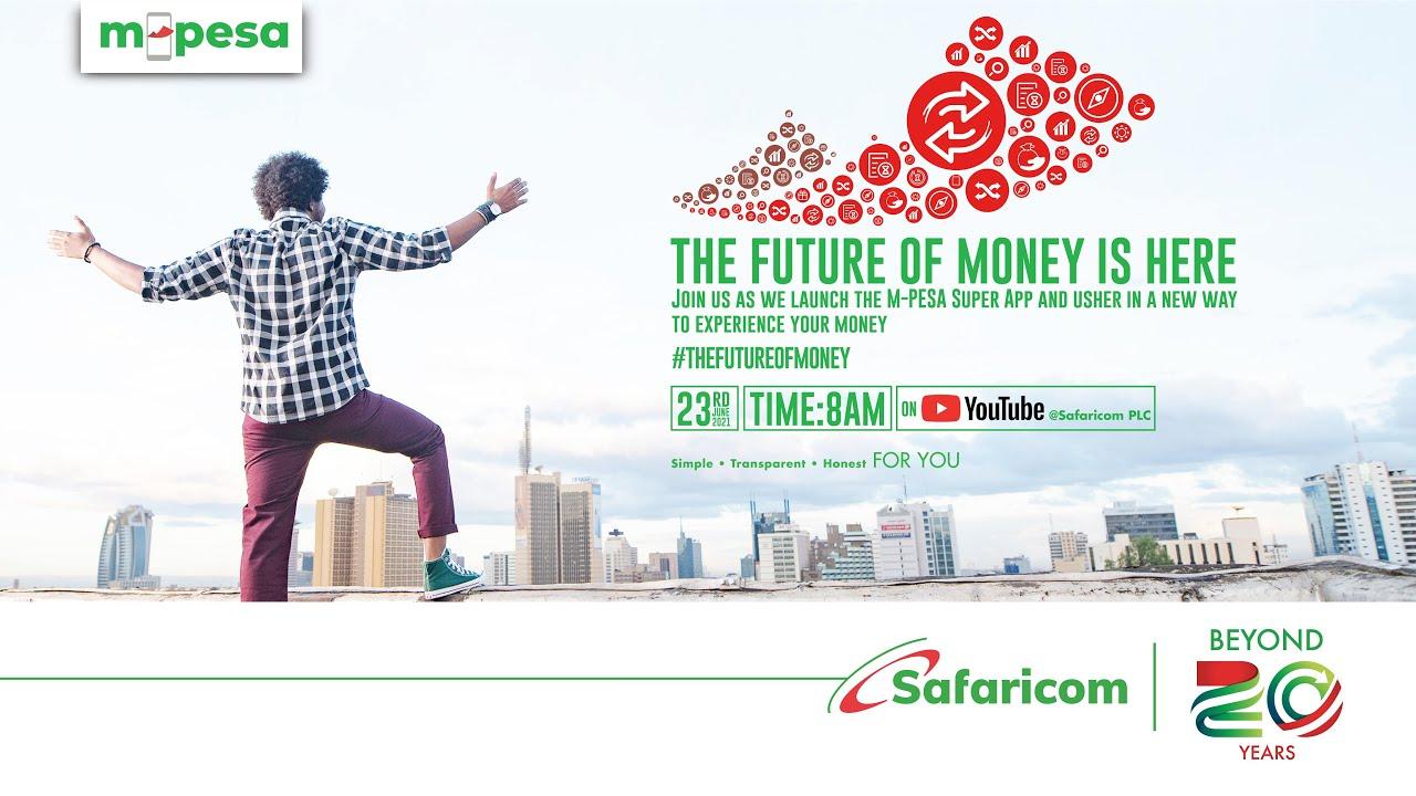 M-PESA App Launch