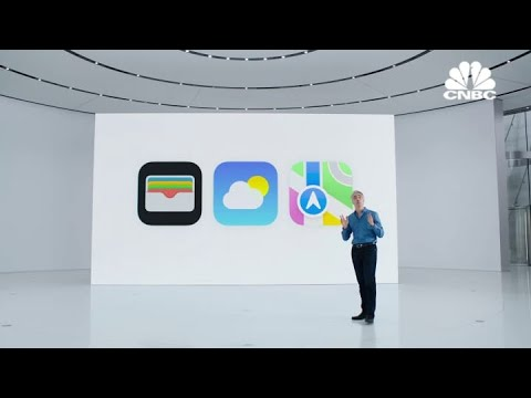 Apple unveils updates to Wallet, Weather and Maps apps in iOS 15
