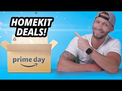 Prime Day Deals - HomeKit Smart Home Edition!! 2021