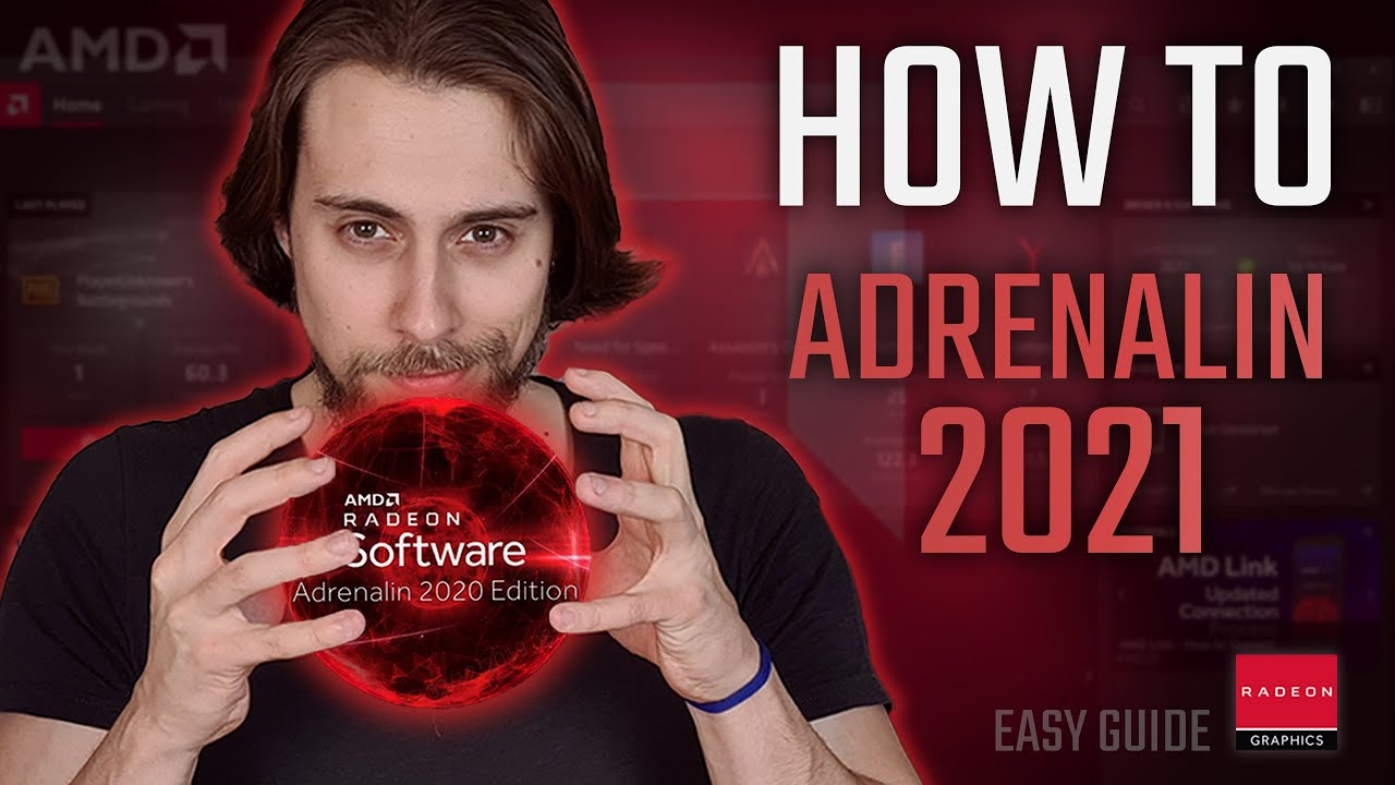 BEST AMD Radeon Settings | AMD Radeon Settings for GAMING in 2021