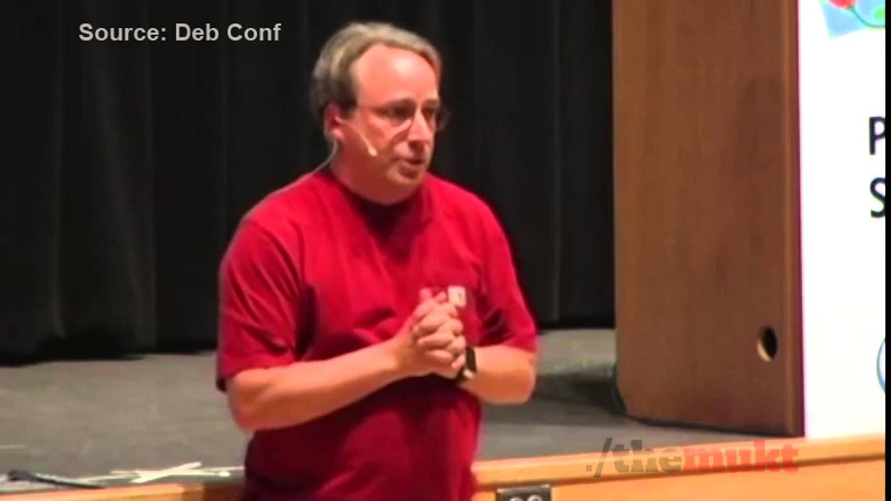 Linus Torvalds says GPL v3 violates everything that GPLv2 stood for