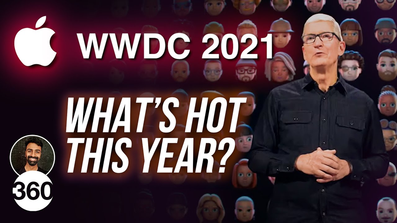Apple WWDC 2021 Highlights: iOS 15, macOS Monterey & More