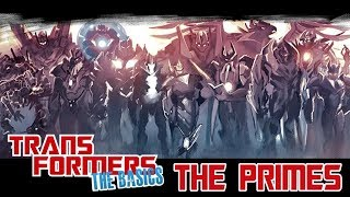 THE BASICS on THE PRIMES