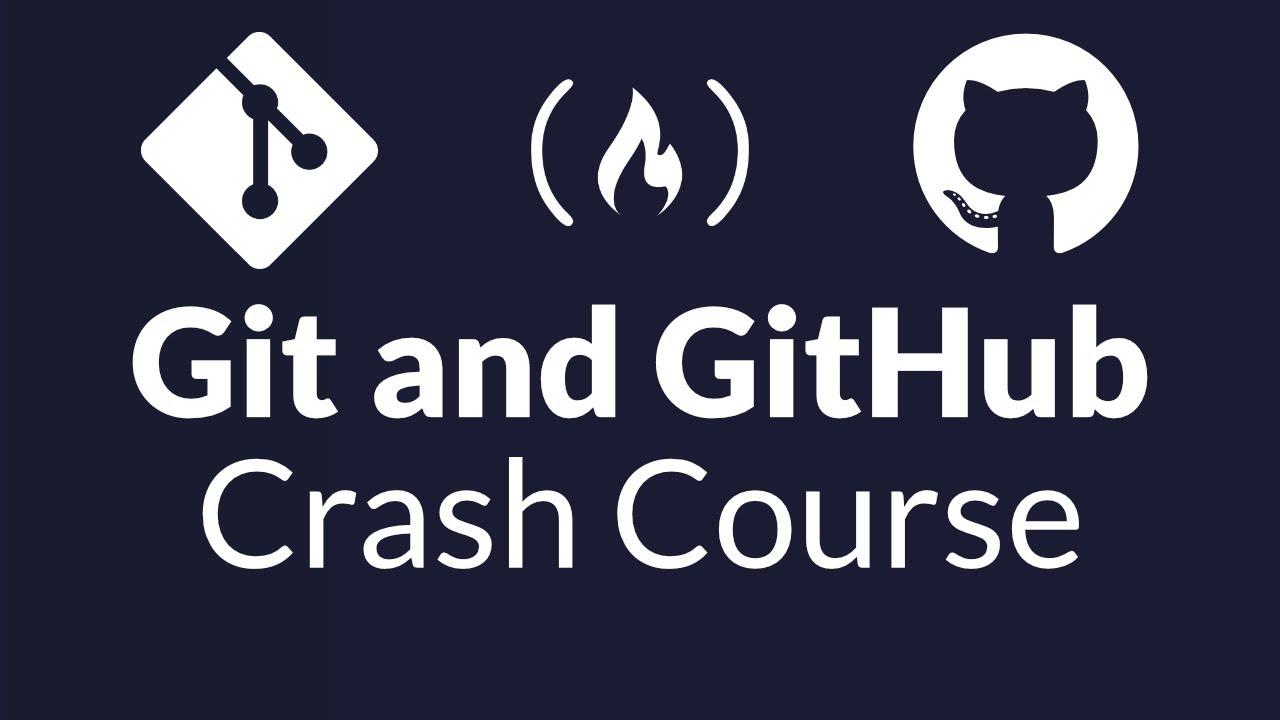 Git and GitHub for Beginners - Crash Course