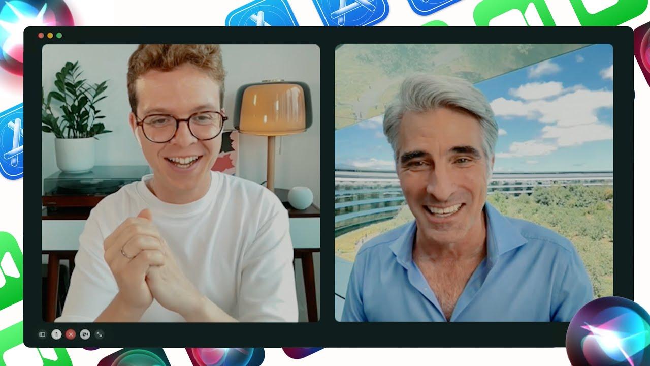 Craig Federighi de Apple responde a mis preguntas - El futuro de Siri