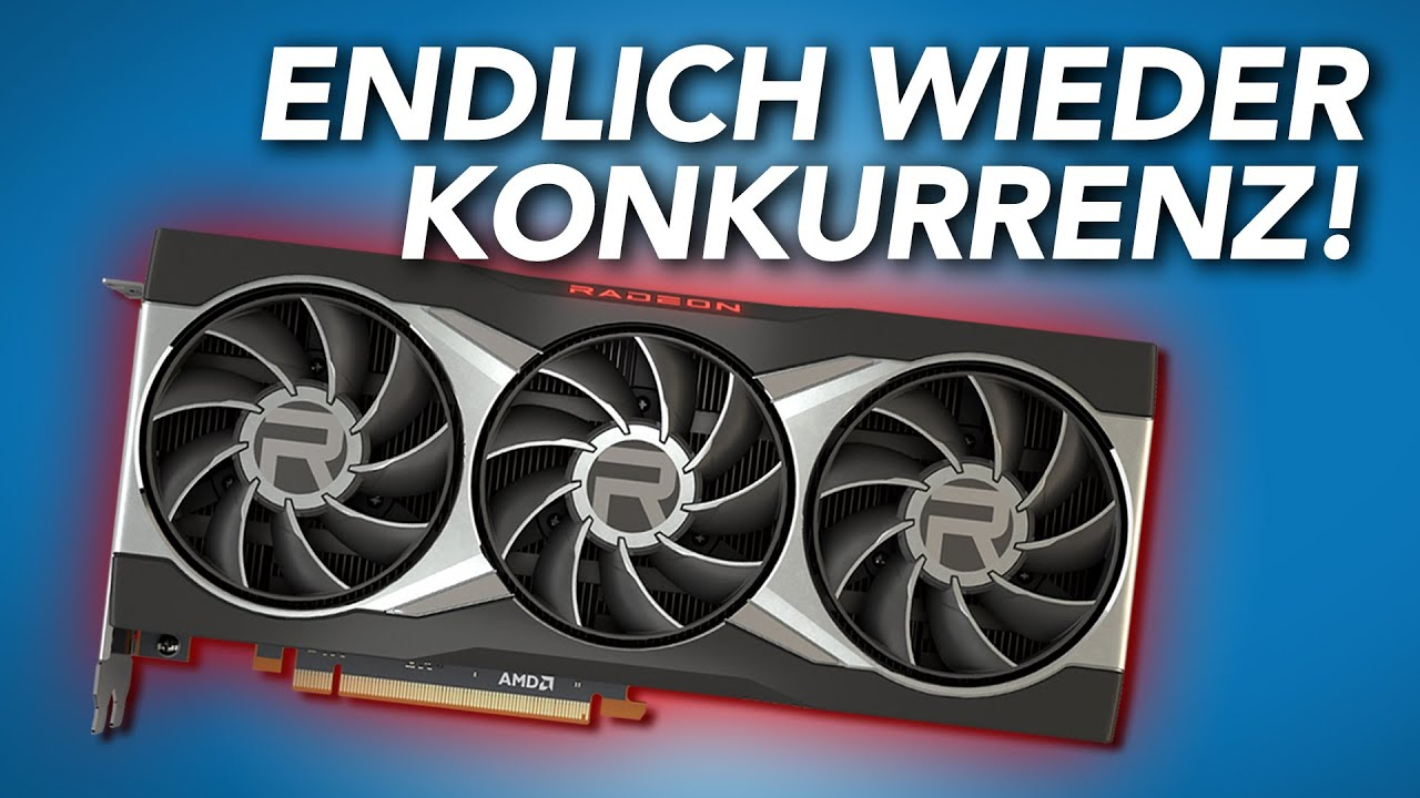 BEEINDRUCKEND! AMD Radeon RX 6800 & 6800 XT im Test