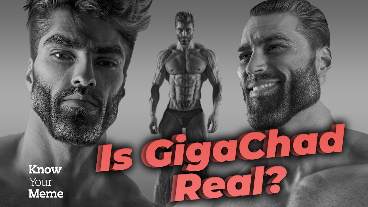 Is GigaChad Real or Fake? An Investigation Into Ernest Khalimov