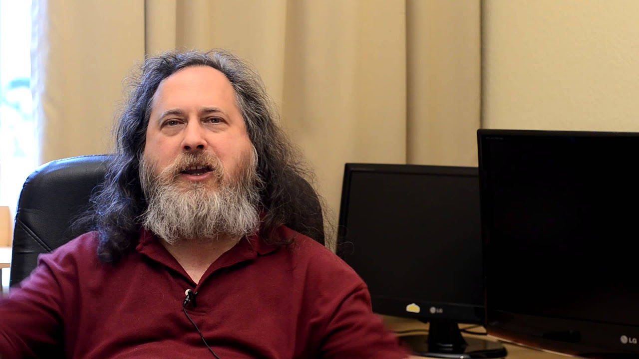 Richard Stallman: How he started the GNU project