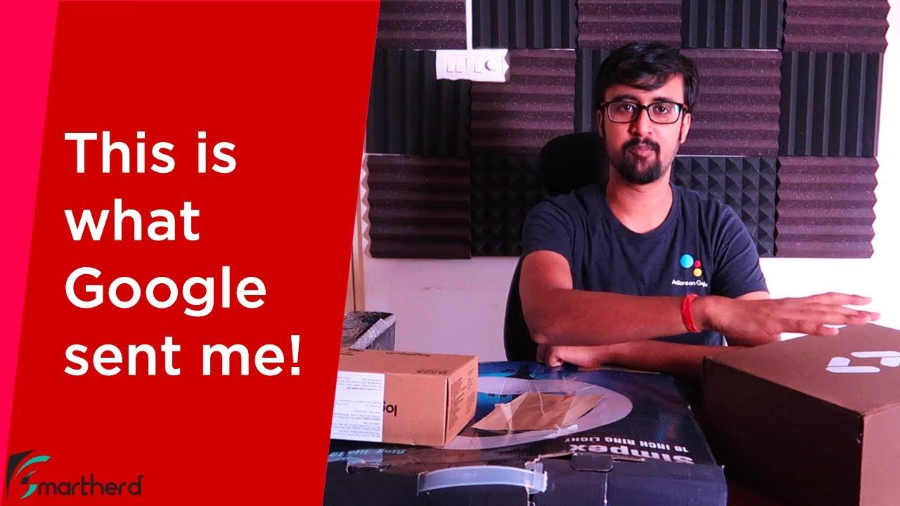 Why @Google surprised me with Gifts? -- Sriyank Siddhartha