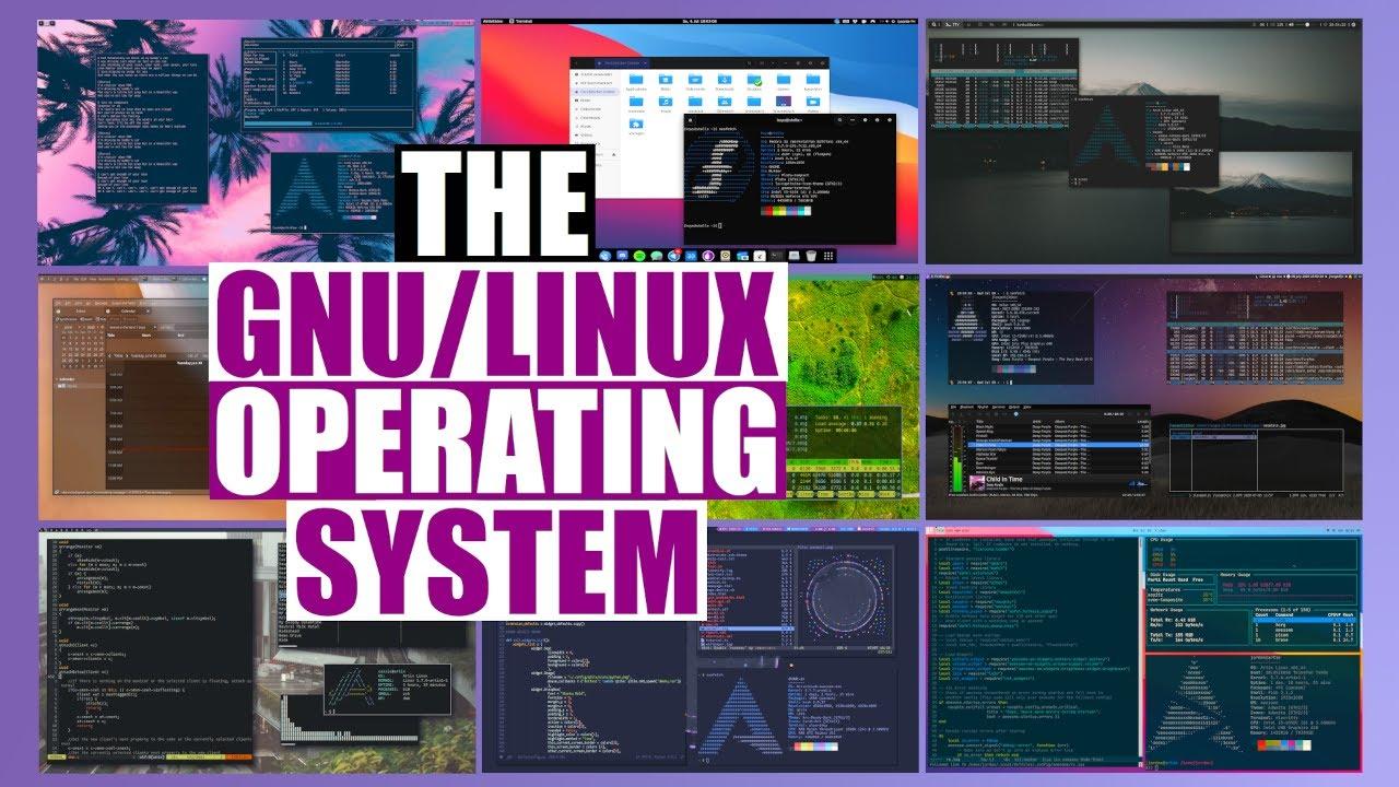 "What's The Best ""Linux""?  It's GNU/Linux!"