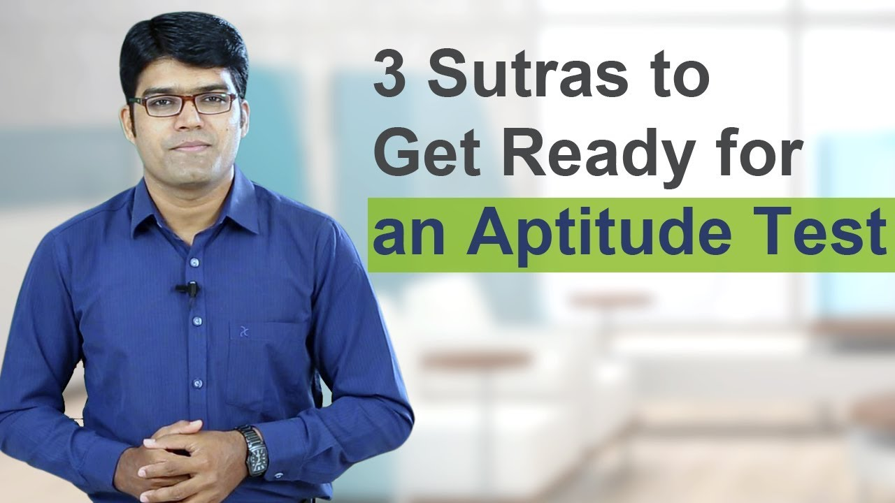 3 sutras to get ready for an Aptitude Test | Bank/SSC Exam Preparation | TalentSprint