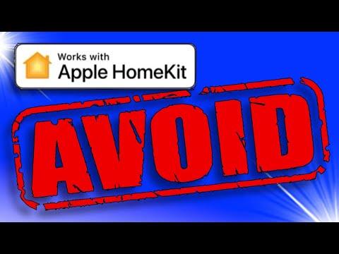 Top 10 HomeKit Mistakes