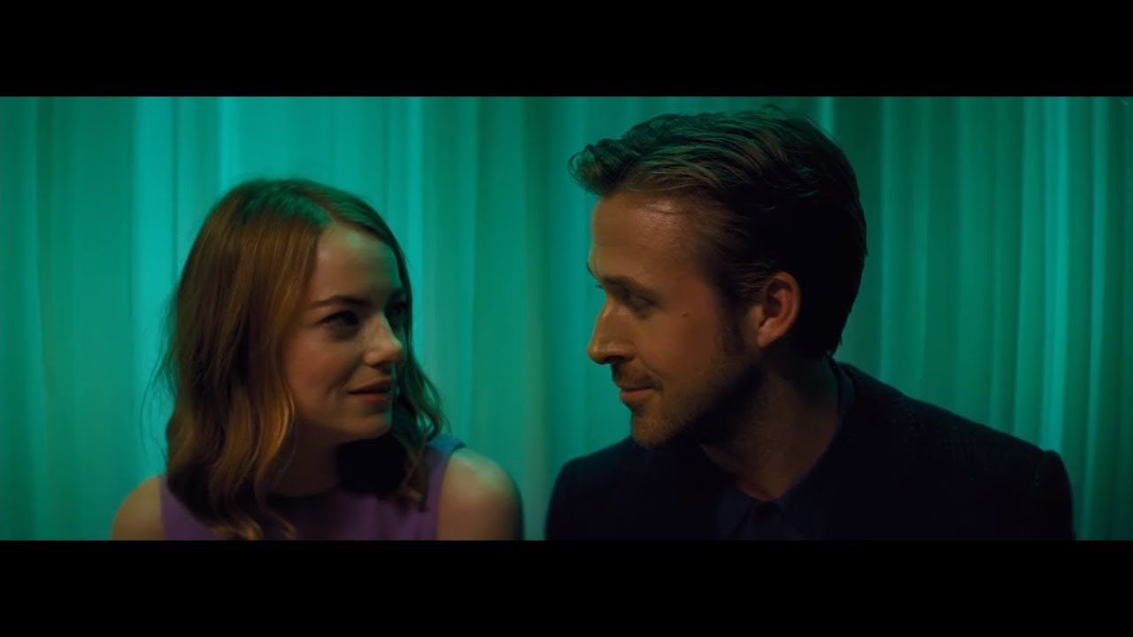 "La La Land - ""City of stars"" scene"