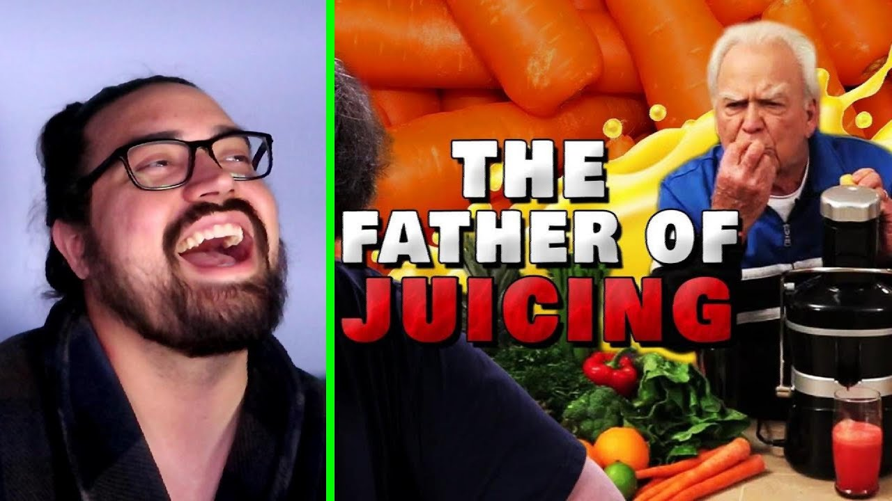 THE FATHER OF JUICING | Pothead Trips to JonTronShow