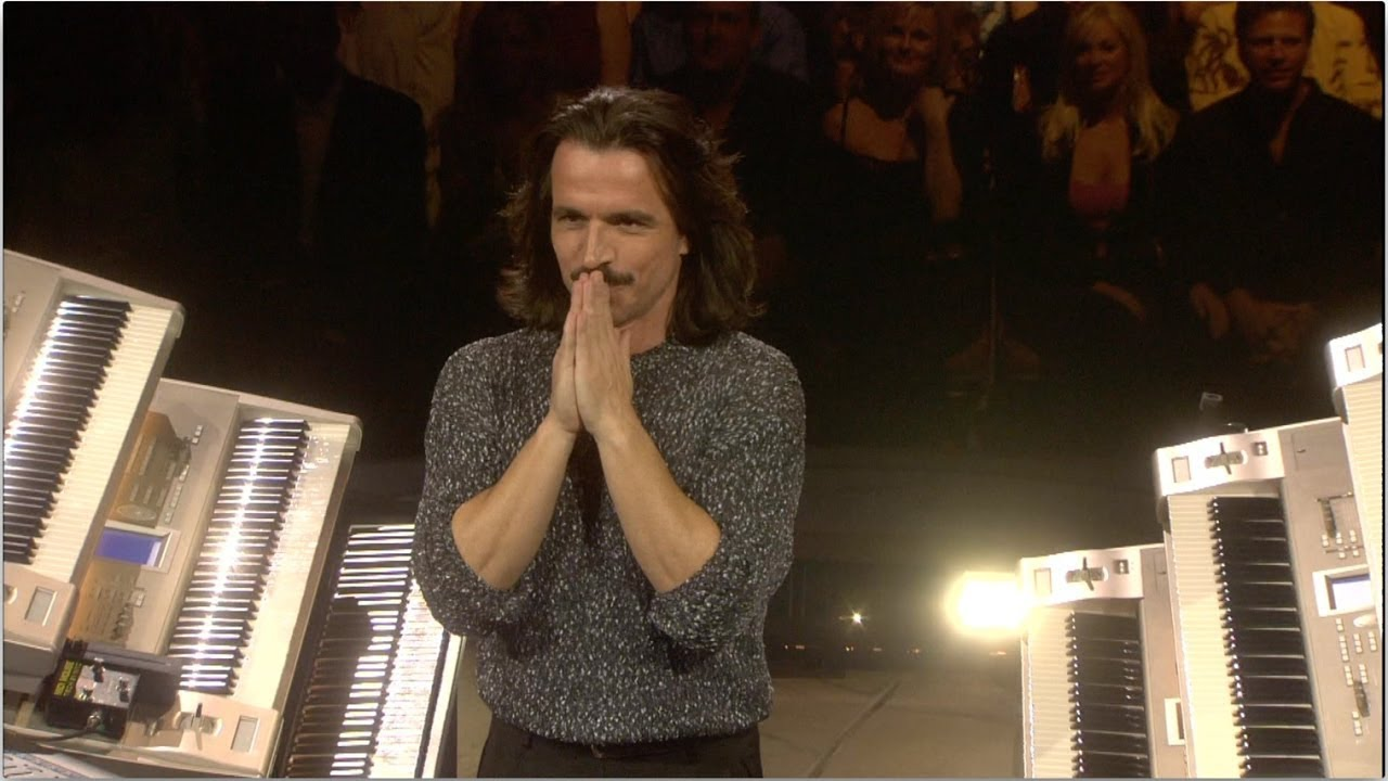 """Yanni - """"Playtime""""_1080p From the Master! """"Yanni Live! The Concert Event"""""""