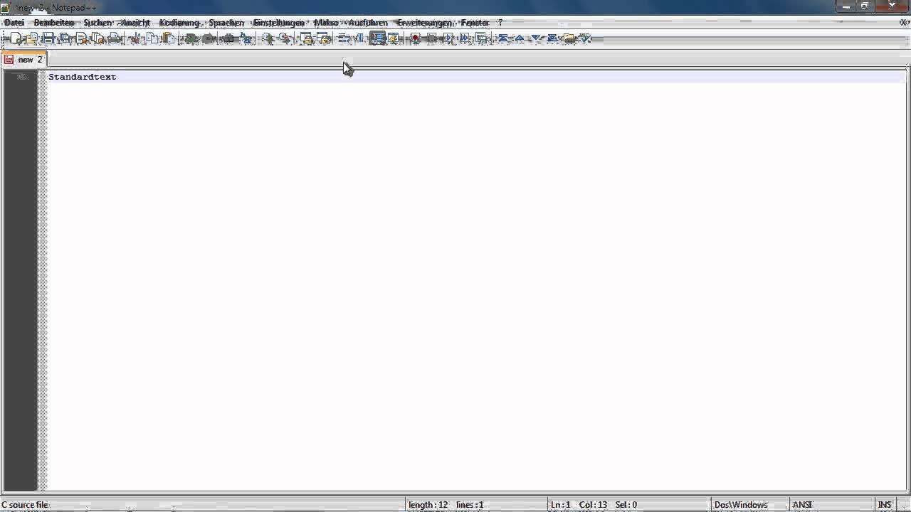Notepad++ - Der Texteditor für Programmierer