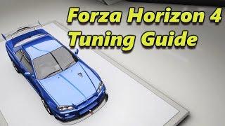 Forza Horizon 4 How To Tune   Basics Guide