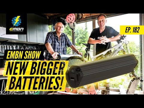 Huge New Batteries Tech & Ray Responds To Rolling Road Questions | EMBN Show Ep. 182