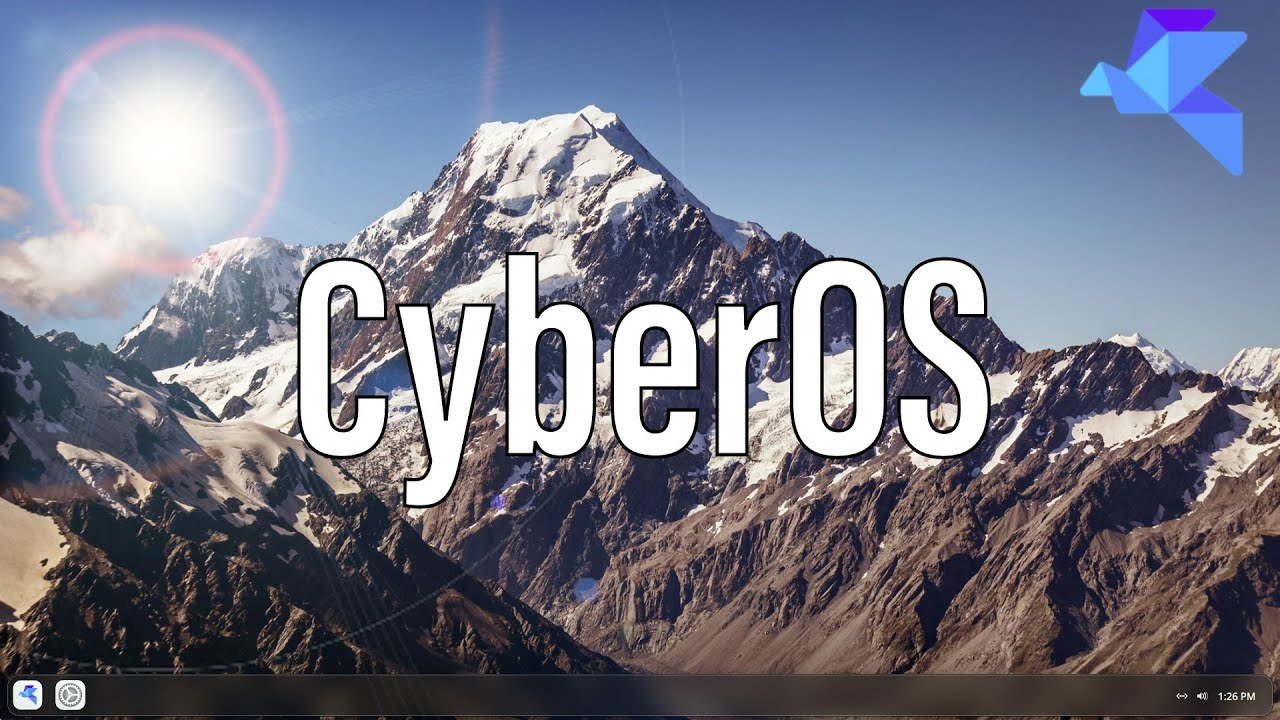 CyberOS | An Interesting New Arch Based Distro